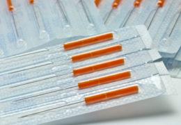 Patienten Akupunktur